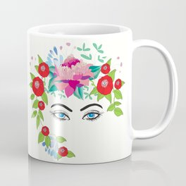 Eyes in the Garden Coffee Mug