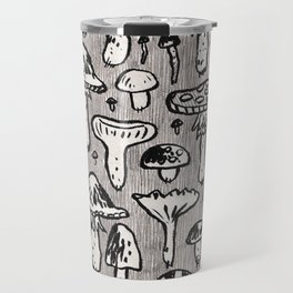 mushrooms Travel Mug