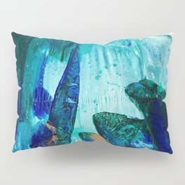 Bright Ocean Spaces, Tiny World Collection Pillow Sham