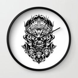 Hanuman Wall Clock