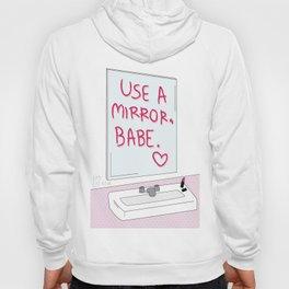 Mirror Babe Hoody