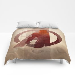 Avengers Assembled: The Prodigy Comforters