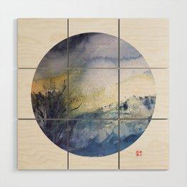 genius loci 1 Wood Wall Art