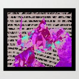 disrupps Art Print