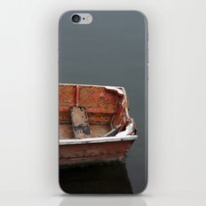 Red Dingy iPhone & iPod Skin