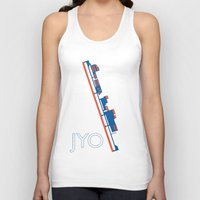 60s Tank Tops featuring Leesburg (JYO) - 60s by Kyle Rodgers