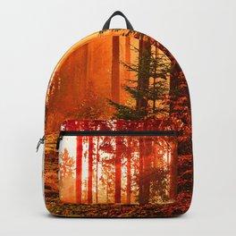 Golden Forest Backpack