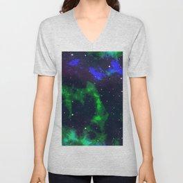 Fantasy Milky Way B Unisex V-Neck