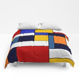 Abstract #351 Comforters