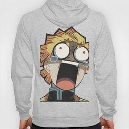 Crazy face  Hoody