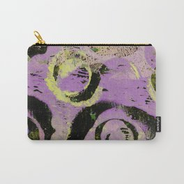 Lavender and Lemon Sherbert Carry-All Pouch
