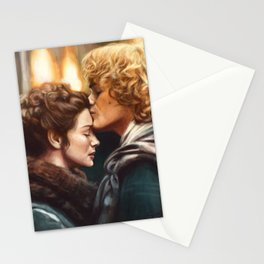Jamie & Claire Stationery Cards