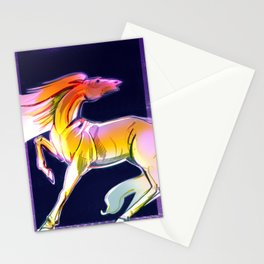 Night mare Stationery Cards