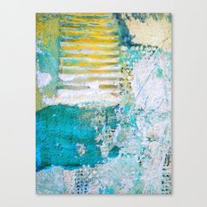 ABSTRACTS Canvas Print