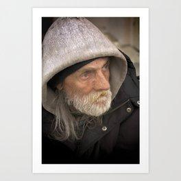 homeless Art Print