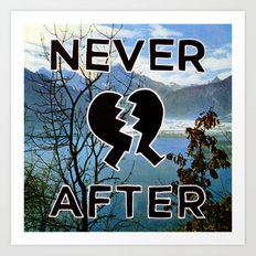 Never After Art Print