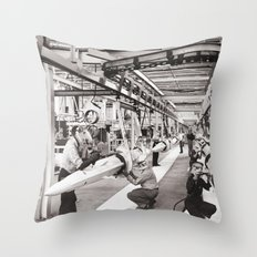 Star Wars factory Throw Pillow