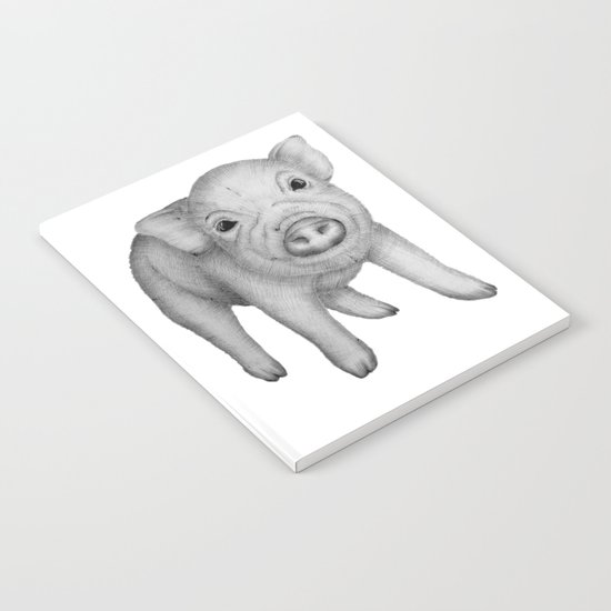 This Little Piggy Notebook