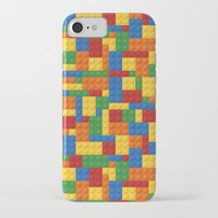 wwe iPhone & iPod Cases featuring Lego bricks by eARTh
