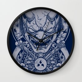 Raijin Wall Clock