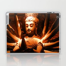 durga, indian goddess Laptop & iPad Skin