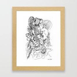 Page 13 Framed Art Print