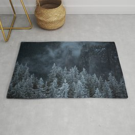 Foggy Romania Rug