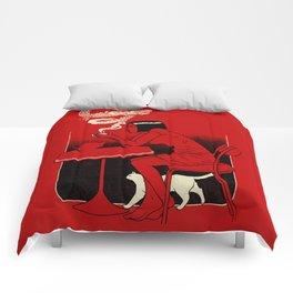 A moment of Zen Comforters