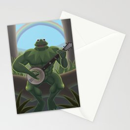 A Very Manly Muppet Stationery Cards