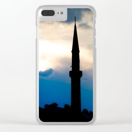minaret Clear iPhone Case