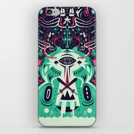 Spirit of the gods iPhone Skin