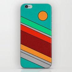 Moon Spotting iPhone & iPod Skin