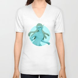 The Siren Unisex V-Neck