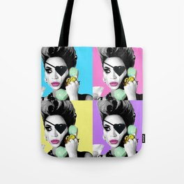 WHY DON'T YOU LOVE ME Tote Bag