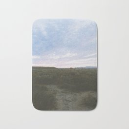 Of The Beaten Track In New Mexico Bath Mat