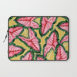 Caladium #society6 #decor #buyart Laptop Sleeve