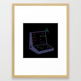 EMS Synthi Framed Art Print
