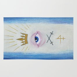 Illuminati : Gaze of Protection Rug