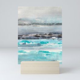 What Floating Feels Like Mini Art Print