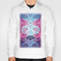 psychedelic art Hoodies featuring Psychedelic by Scar Design