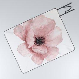 Flower 21 Art Picnic Blanket