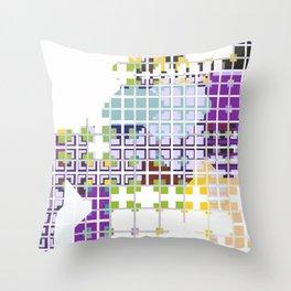 Spread Throw Pillow
