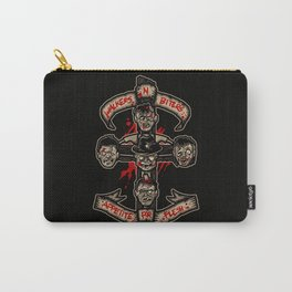 Appetite For Flesh Carry-All Pouch