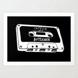 CATB Cassette Tape Art Print