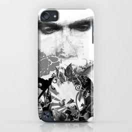 Mingasim // male iPhone Case