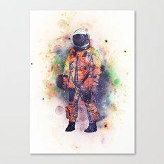 Superfluous Realization Canvas Print