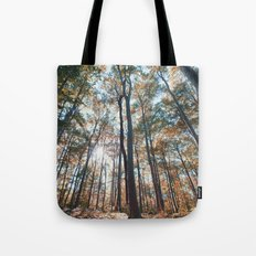 into the woods 06 Tote Bag