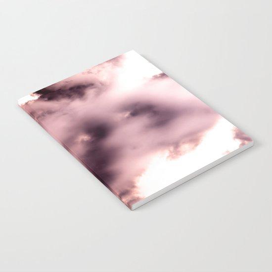 Smoke chemical Notebook