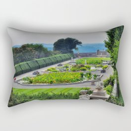 Italian Garden Rectangular Pillow