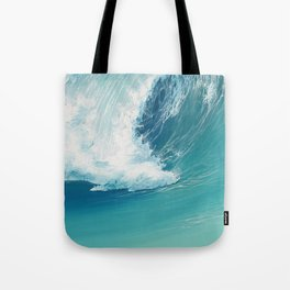 Musical Thunder Tote Bag